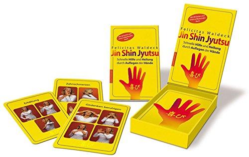 Jin Shin Jyutsu: Schnelle Hilfe und Heilung durch Auflegen der Hände