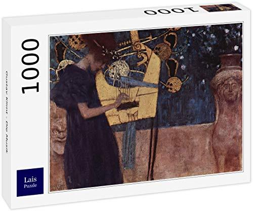 Lais Puzzle Gustav Klimt - La música 1000 Piezas