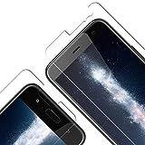 Vkaiy Panzerglas Schutzfolie kompatibel mit HTC U11 2018, 2 Stück, Ultra-Klar Glas 9H Härte 3D Touch Kompatibel Anti-Kratzen, Anti-Öl, Anti-Bläschen für HTC U11 2018