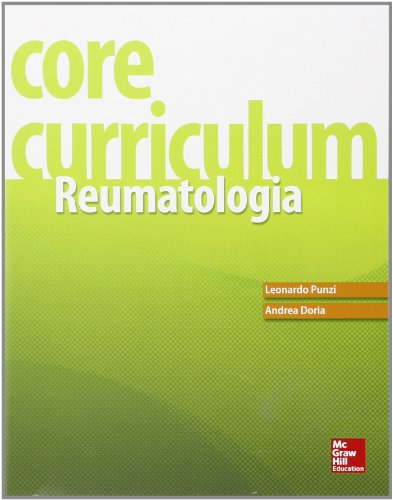 Core curriculum. Reumatologia