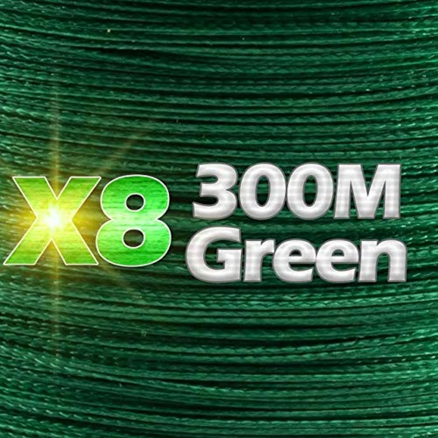 CUSHY JOSBY 300M 500M 1000M 4 Strands 8 Strands Multico PE Braided Wire Multifilament Fishing Line Fly Fishing line 2018 New  8 Strands 300M, 6.0