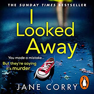 I Looked Away cover art