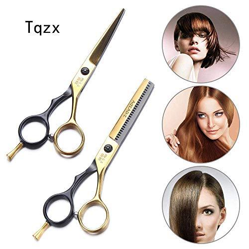 Barber Scissors,Hair Cutting Scissors Home Use Hair Hairdressing Scissors Hair Clipper Razor Thinning Cutting Scissor Barber