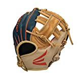 EASTON PRO YOUTH Baseball Glove | Alex Bregman | 2020 | Right-Hand Throw | 10' | All Position Glove | Single Post Web | Ultra Soft All Leather Glove | Flex Notch For Easy Pocket Closure | PY1000