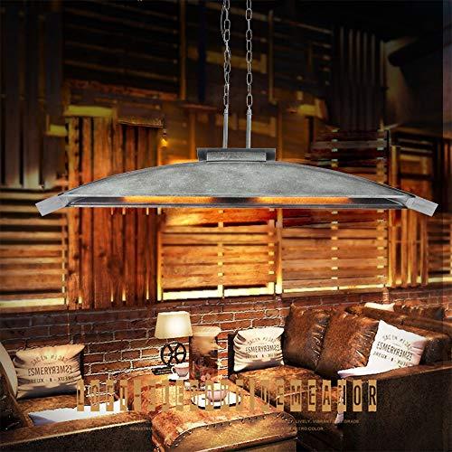 Vintage Pendellampe Leuchte Industrie Schmiedeeisen Deckenpendelleuchte Retro Pendelleuchte Hängeleuchte Eisen-Stil Kronleuchter Hängelampe,Für Esszimmer Küche Wohnzimmer Bar Restaurant