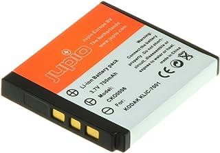 Jupio CKO0006 - Batería para cámara Digital Equivalente a Kodak KLIC-7001 700 mAh