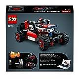 Immagine 2 lego technic bulldozer e bolide