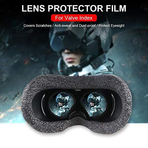 Preisvergleich Produktbild Ganmaov HD Clear Film Lens Protector Für Valve Index Virtual Reality,  Schweißhemmender TPU-Film,  Staubgeschützt
