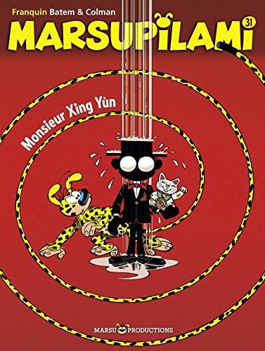 Marsupilami - tome 31 - Monsieur Xing Yùn (French Edition)