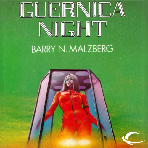 Guernica Night audiobook cover art