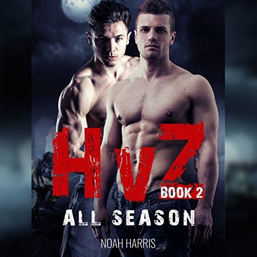 HvZ: All Season audiobook cover art