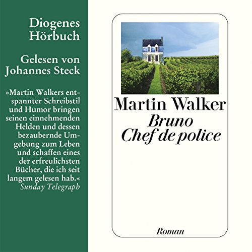 Bruno, Chef de police (Bruno Courrèges 1) audiobook cover art