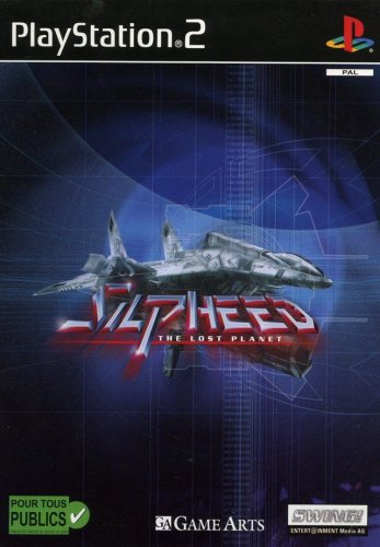 Silpheed-the Lost Planet-(Ps2)