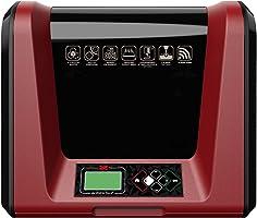 XYZプリンティング 3Dプリンター ダヴィンチ Jr. Pro X+ 【国内サポート付】 オープンフィラメント ABS対応 オートキャリブレーション レーザー刻印機能拡張可 金属系PLA拡張可 造形サイズ175×175×175mm...