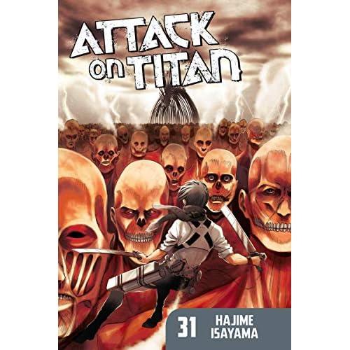 Attack on Titan Vol. 31 (English Edition)