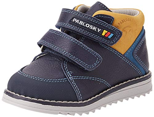 Botas Bebé Niño Pablosky Azul 064721 24