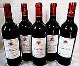 Vin rouge Castillon - Côtes de Bordeaux Château Roseyrol 2017 6 bouteilles 75 cl + 6 offertes