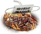 Kelly' Harvest House Plancha de marca para barbacoa con letras intercambiables, herramientas para barbacoa – Accesorios de barbacoa, perfecto para carne, hamburguesas, pollo, carne