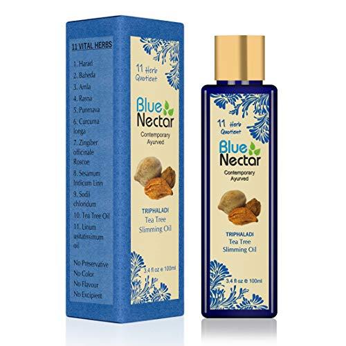 Blue Nectar Ayurvedic Anti Cellulite Oil & Slimming Oil 100Ml
