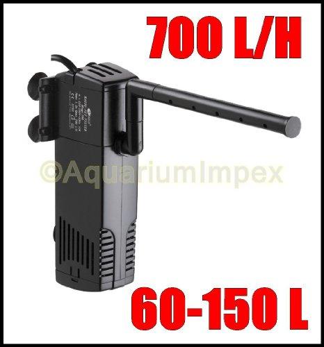 Aquarline Resun Magi-700 Internal Power Filter, 700 Liter/Hour