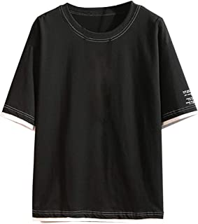 UULIKE--Men Tops - T-Shirt - Homme