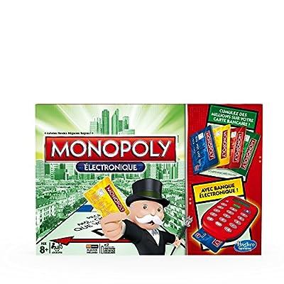 Hasbro Gaming–Monopoly électronique, Set de table (a7444105)