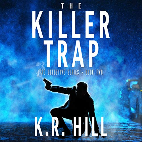 The Killer Trap audiobook cover art