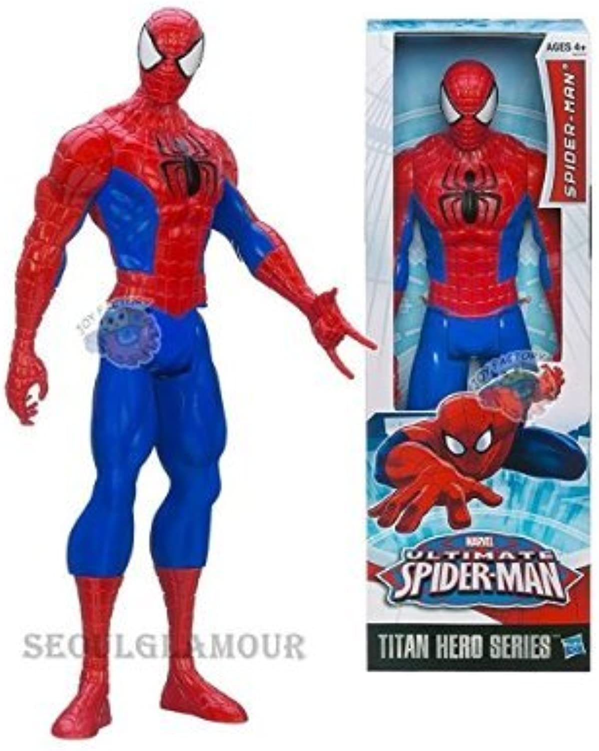 [The Amazing Spider-Man 2]Titans Hero Spiderman Figure 12'