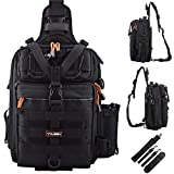 YVLEEN Fishing Tackle Backpack -...