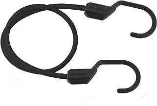 Master Lock 3230EURDAT rubberen spantouw met reuzenhaak [80 cm lange spankabel] [reuzenhaak] - ideaal voor het transporter...