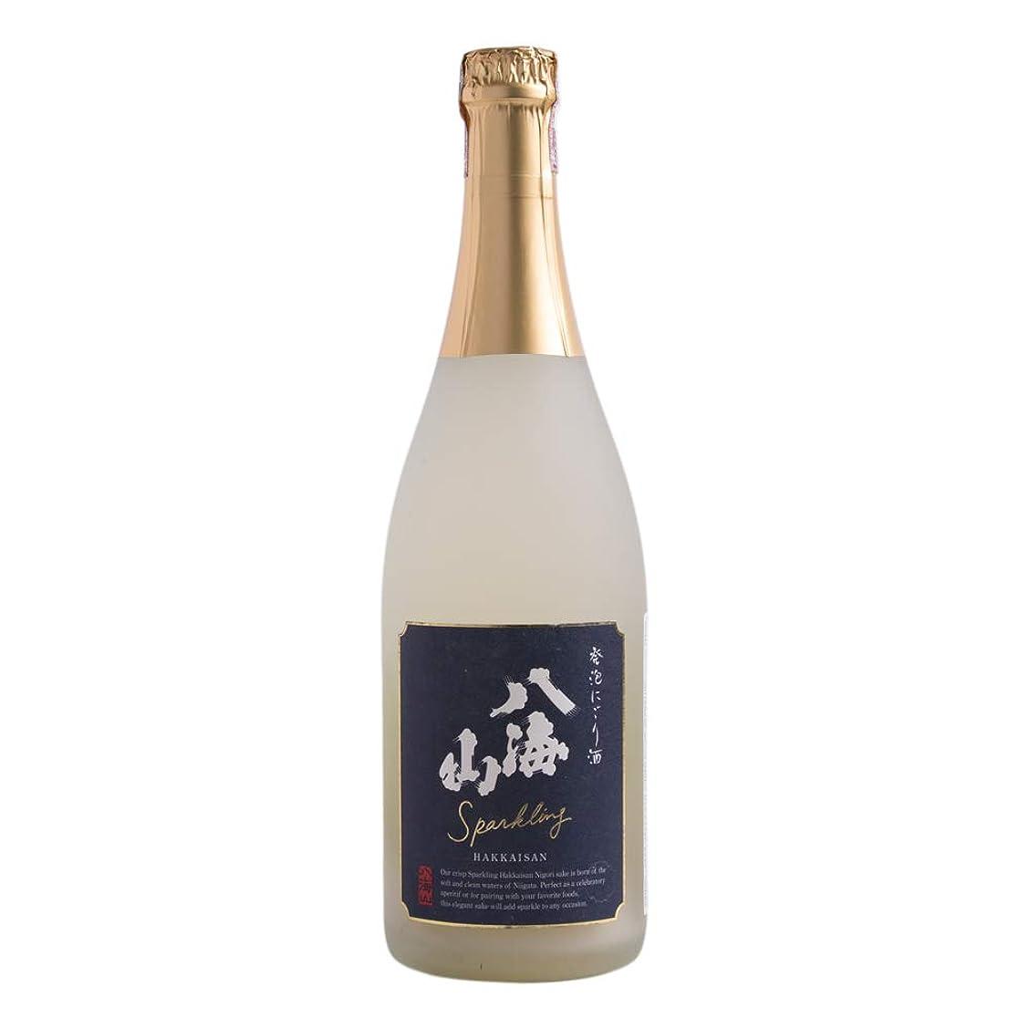 遺棄された関連付ける伝統的八海山  発泡にごり酒 720ml [新潟県]