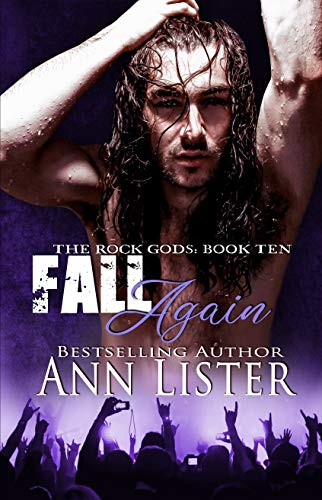 Fall Again (The Rock Gods Book 10)
