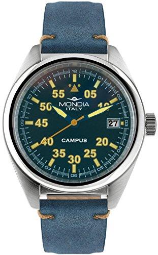 Mondia campus tutor MI748-3CP Herren Japanisches Quarzwerk Uhren