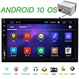 EINCAR Android 10.0 Car Stereo Double Din Car Head Unit GPS Navigation Stereo 7 Inch HD Touch Screen Radio...