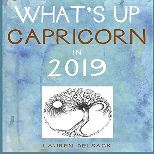 What's Up Capricorn in 2019 audiobook cover art