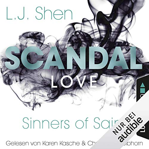 Scandal Love audiobook cover art