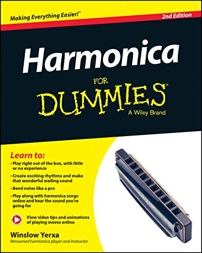 Harmonica For Dummies (For Dummies Series)