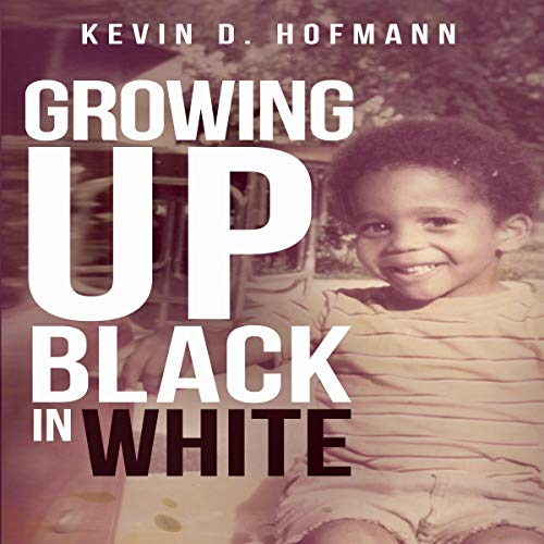 Growing Up Black in White audiobook cover art