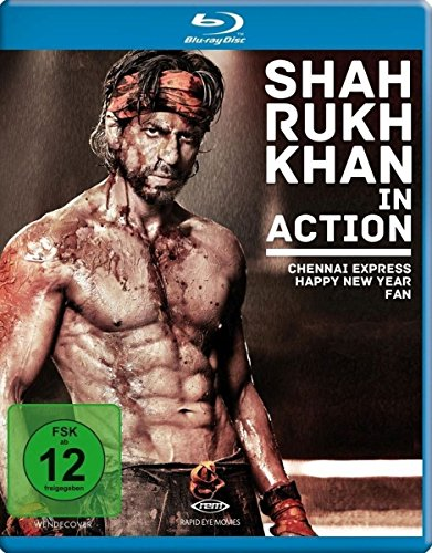 Shah Rukh Khan in Action [Blu-ray]