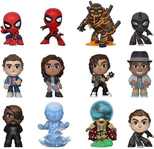 Funko Spider-Man Far From Home Mystery Minis, multicolor (39351) , color/modelo surtido