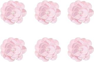 SUPVOX 18 piezas de apliques de flores 3D para coser en