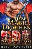 Liebe, Magie, Drachen: Dragon Lovers: Ein paranormales Boxset