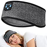 Perytong Sleep Headphones Bluetooth Sports Headband,Wireless Sleeping Headphones Sleep Earbuds,Sports Headphones Headband for Side Sleepers Workout Running Insomnia Travel Yoga