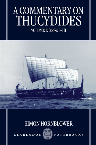 A Commentary on Thucydides: Volume I: Books I - III