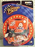 Winner's Circle Tony Stewart #20 Home Depot/Peanuts Grand Prix with Hood by Winner's Circle