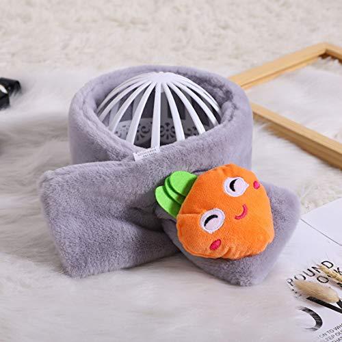 Riky Homely herfst en winter Friut kinderen pluche sjaal dikke warme jongens en meisjes baby sjaal