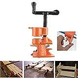 """Domeilleur, Morsetto resistente in ghisa, per tubi e lavori di falegnameria, 1/2"""" o 3/4"""", 3/4Inch"""