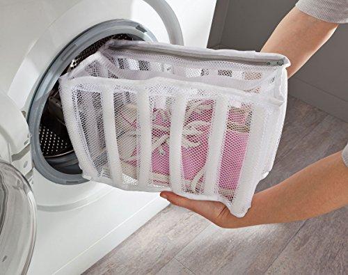Filet de lavage pour chaussures sport ou en toile lave-linge et le sèche-linge
