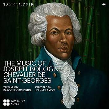 The Music of Joseph Bologne, Chevalier de Saint-Georges