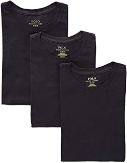 Classic Fit w/Wicking 3-Pack Crews 3 Black/Rl2000 Red Pp XL